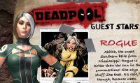 Deadpool annuncia la partecipazione della bella Rogue