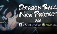 Aperto sito teaser per nuovo Dragon Ball