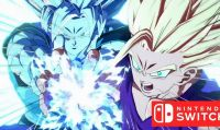 Dragon Ball FighterZ è disponibile per Nintendo Switch