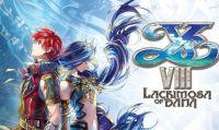 Ys VIII: Lacrimosa of DANA in arrivo su Nintendo Switch a giugno