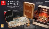 Octopath Traveler disponibile su Nintendo Switch dal 13 luglio