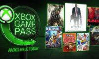Ryse e Hitman si aggiungono alla raccolta Xbox Game Pass