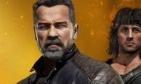 Il nuovo trailer di Mortal Kombat 11 presenta lo scontro del secolo: Rambo contro Terminator
