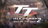 Pubblicati due nuovi video gameplay per TT Isle of Man - Ride on the Edge 2