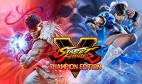 Street Fighter V: Champion Edition è finalmente disponibile