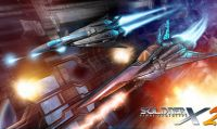 Söldner-X 2: Final Prototype su PS Vita in inverno