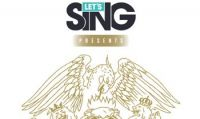 Let's Sing presents Queen - Annunciata la tracklist