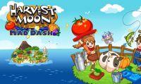 Harvest Moon: Mad Dash ora disponibile in edizione fisica in Europa