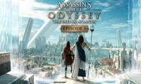Vivi il mondo di Atlantide nell'episodio conclusivo di Assassin's Creed Odyssey il Destino di Atlantide