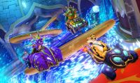 Spyro ora disponibile in CTR Nitro-Fueled