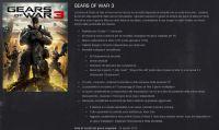 Un leak svela Gears of War 3 Remastered per Xbox One