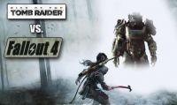 Mercato UK - Fallout 4 'schiaccia' Rise of the Tomb Raider