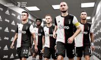 PES 2020 - Konami sigla un accordo di esclusiva con la Juventus