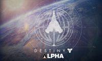 Provata la versione alpha di Destiny