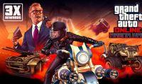GTA Online - Ricompense triple nella serie di sfide di Arena War