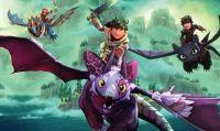 Ecco il primo trailer di DreamWorks Dragons: L'alba dei nuovi cavalieri