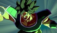Broly di Dragon Ball Super arriva il 5 dicembre in Dragon Ball FighterZ