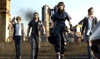 Final Fantasy XV e il perchè del cast interamente maschile