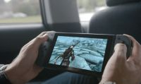 Nintendo Switch - Eventuali pixel bruciati non sono coperti da garanzia