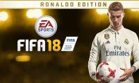 FIFA 18 - Ecco le novità e dove acquistare la Ronaldo Edition
