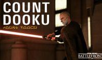 Star Wars: Battlefront II - Arriva il Conte Dooku assieme ad una serie di eventi