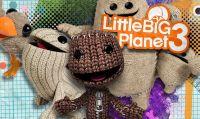 LittleBigPlanet 3 rimandato di una settimana