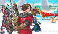 Disponibili due nuovi video gameplay di Dragon Quest X per PS4
