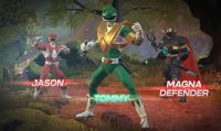 Svelata la data di lancio di Power Rangers: Battle for the Grid