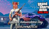 Speciale Independence Day di GTA Online