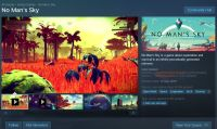 No Man's Sky – Candidato come delusione dell'anno agli Steam Awards