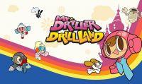 Mr. DRILLER festeggia il 20esimo anniversario con la remaster di Mr. DRILLER DrillLand