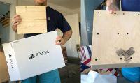 Ricevere una PS4, di legno, per Natale? E' successo in America