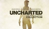 La 'Uncharted: The Nathan Drake Collection' è ora ufficiale