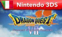 Dragon Quest VII: Frammenti di un Mondo Dimenticato - Svelata la data di lancio