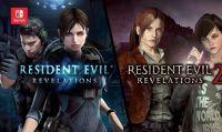 Nuovo trailer di lancio per la versione Switch di Resident Evil: Revelations 1 e 2