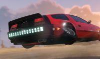 GTA Online - Ci si sfida a bordo di Auto Volanti, Sottomarini e Jetpack