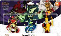 Yacht Club presenta tre Amiibo per Shovel Knight