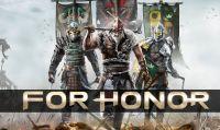 Ubisoft propone un brevissimo trailer per For Honor