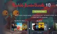 Disponibile il nuovo Humble Jumbo Bundle 10