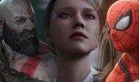 Sony celebra le esclusive di PlayStation 4