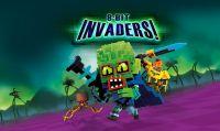 Alieni selvaggi e marine spaziali si scontrano nel trailer di lancio di '8-Bit Invaders!'