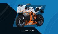 Svelato il primo modello superbike di Ride - KTM 1190 RC8 R 2014