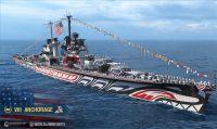 World of Warships celebra il suo quinto anniversario con una nuova campagna e un nuovo cantiere navale permanenti