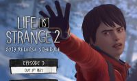 Annunciata la data d'uscita dell'Episodio 3 di Life is Strange 2