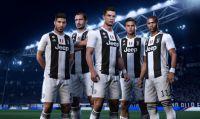FIFA 19 - Un filmato mostra Ronaldo per la prima volta con la maglia della Juve