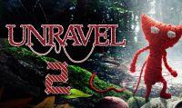 Unravel 2 - La classificazione ESRB svela la presenza di più Yarnys