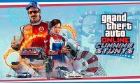 Disponibile il DLC 'Stunt da Capogiro' per GTA Online