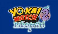 Comunicata la data d'uscita di Yo-Kai Watch 2: Psicospettri