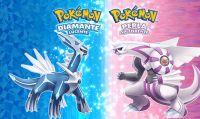 Pubblicato un nuovo trailer per Pokémon Diamante Lucente e Perla Splendente