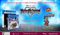 Kingdom Hearts 2.8 HD Final Chapter Prologue - Svelata la Limited Edition